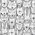 Capsule Pacha From Art Gallery Fabrics CAP-PA-1400 Animals