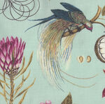 Cashmere By Sanderson From Free Spirit Fabrics PWSA011. Paradesia.