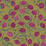 Cashmere By Sanderson From Free Spirit Fabrics PWSA014. Garden Ottoman Flowers.