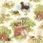 Cat & The Fiddle by Whistler Studios for Windham Fabrics Pattern 51093-X