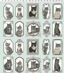 Cats The Way I Like It from Clothworks 2137 Colour 103