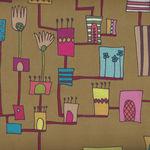 Celebrate by Kathy Doughty for Free Spirit Banners PWMO019 Tradi