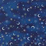 Celestial Sol Cotton Fabric for Quilting Treasures 1649-24383-W