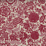 Chafarcani By French General For Moda Fabrics M13850-13 Red/Cream
