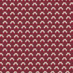 Chafarcani By French General For Moda Fabrics M13851-11 Red/Cream