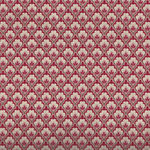 Chafarcani By French General For Moda Fabrics M13851-15 Red/Light Cream/ Taupe/
