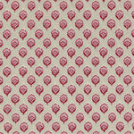 Chafarcani By French General For Moda Fabrics M13856-12 Pink/Red/Beige