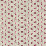 Chafarcani By French General For Moda Fabrics M13857-12 Cream/Red