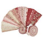 """Chafarcani Jelly Roll 13850 French General For Moda Fabrics 2.5"""" x 42 Precut Fab"""