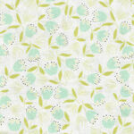 Chantilly Fabric by Fig Tree Quilts for Moda M20346-16 Colour Soft White/Green/M