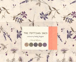 Charm Packs Moda The Potting Shed by Holly Taylor 6620PP