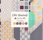 Chic Neutrals by Amy Ellis for Moda 3510 LC