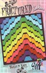"Cindi McCracken Quilt Pattern ""Fractured Rainbow"""