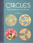 Circles Floral Applique in The Round by Bea Oglesby