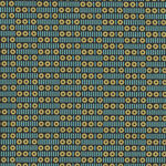 Circular Logic Uppercase Volume by Windham Fabrics Style 50943 Colour 4 aqua/bla