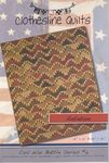 Civil War Quilt Pattern Antietam by Clothesline Quilts