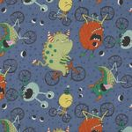 Clothworks Super Bad Monsters Y2296 Colour 88
