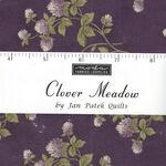 "Clover Meadow Precut Mini Charm Pack 42 x 2.5""Squares Jan Patek For Moda  52106"