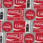 Coca-Cola Company by Fabrique Innovations Style 6048 Colour 10053