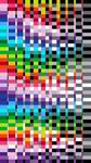 Colorworks Concepts Panel by Northcott Studio 20786 Colour Black