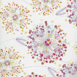 Confetti Blossoms from Quilting Treasures 1649-26234-Z White