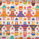 Cosmo Fabric CR8889