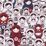 Cosmo Japanese Cotton Fabric