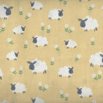 Counting Sheep Meadow by Makower 2017 Color Y