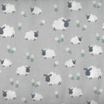 Counting Sheep Meadow by Makower 2018 Color S