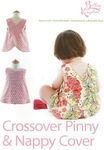 Crossover Pinny & Nappy Cover Pattern by Betsy Kingston BK190.