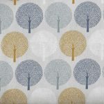Dashwood Studio Birdsong Fabric Bird 1228/ Light Grey.