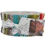 Dear Mum Jelly Roll by Robin Pickens for Moda Fabric 40027JR.