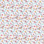 Dear Stella Design Fabric Pins