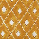 Diamonds from Quiltgate Japan GF5990-14E Yellow.