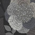 Dolce Vita By Deborah Edwards for Northcott Fabrics 22771 Colour 99 Charcoal/Tau