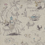 Dorothy And The Tin Man Japanese Cotton Linen from Miyako Kawagachi MY033 Col.A