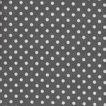 Dumb Dot by Michael Miller Style 2490 Colour Charcoal D