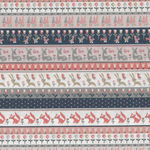 Dwelling by Sheri McCulley Studio for 3 Wishes Fabric Fabric 9