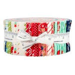 "Early Bird Jelly Roll 55190 Bonnie & Camille For Moda Fabrics 2.5"" x 42 Precut S"