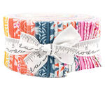 Early Bird Jelly Roll 55190 Bonnie and Camille For Moda Fabrics 25 x 42 Precut Strips
