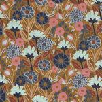 Emilia-Diane From Cotton+Steel Fabrics CSMC100-MU1 Col. Mustard.