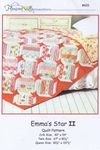 Emma's Star Quilt Pattern from Pleasant Valley Creations