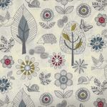 Enchanted Garden by Nutex Fabrics 89860 Colour 101