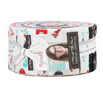 Farm Charm Jelly Roll By Gingiber For Moda Fabrics 48290JR.