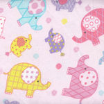Flannel Elephants for Fabri-quilt Design 108 2671