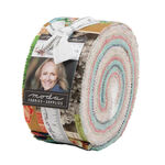 Flea Market Mix Jelly Roll By Cathe Holden For Moda Fabric 7350JR.