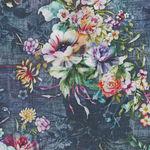 Fleur Couture from RJR Studio Fabrics Digiprint 3538-001