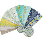 "Flour Garden Jelly Roll by Linzee McCray for Moda Fabrics 23320JR 40 2.5"" x 42""P"