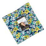 """Flour Garden Layer Cake by Linzee McCray for Moda Fabrics 23320LC 10"""" Precut Squ"""