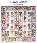 Flower Garden Quilt Pattern from Kim McLean